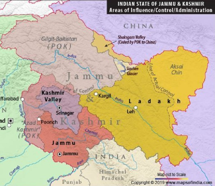 PRC Scholars React to India's Contentious Kashmir Move': An ... on india city map, india clear map, india floral designs, india boundary map, india landscape map, india wall map, india world heritage sites map, india base map, india solid map, india and pakistan border dispute, india caste system map, india green map, india henna map, india bangladesh border, india london map, bangladesh map, india travel map, india watershed map, india border art, india center map,